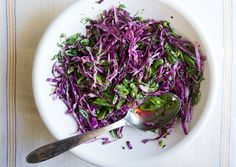 Snap Pea and Cabbage Slaw- make and let sit in fridge for at least an hour. very good!