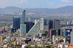 Ciudade do Mexico.
