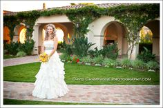 Embracing the Spanish Style // Weddings at The Crosby Club