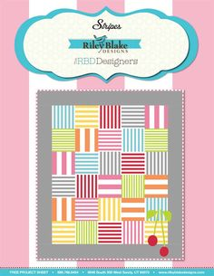 100 free quilt patterns from Riley Blake