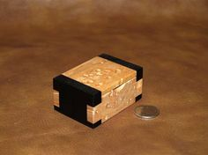 Rob Cosman Signature Ring Box