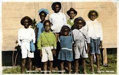 Trinidad School Children