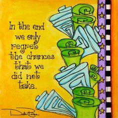 """""""In The End"""" by Debi Payne of Debi Payne Designs."""