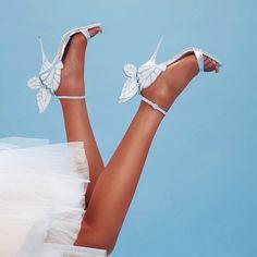 TIP: Schoenen mogul Sophia Webster ontwerpt trouw muiltjes! | I LOVE FASHION NEWS