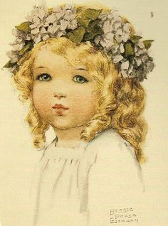 [Bessie Pease Gutmann.] This one looks like Connie (in child form). :)