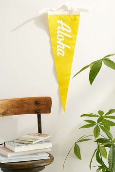 Aloha Pennant - Urban Outfitters
