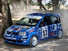 Fiat Panda Rally (169) '2004–07 Ac Schnitzer, Fiat Panda, Car Ins, Rally, 1, Golf, Motorbikes, Turtleneck