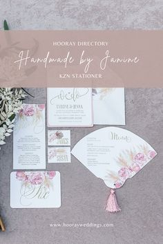 Hi, I'm Janine I founded Handmade by Janine in 1995. I'm a self-taught Graphic Designer from Durban, South Africa and I've always had a big love for print and paper. I'm a font nerd and can spend hours in stationery stores. #hooraydirectory #weddings #southafricanweddings #southafricanbrides #planningmywedding #hoorayweddings