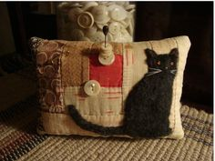 Black kitty ...