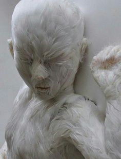Feather Child By Lucy Glendinning