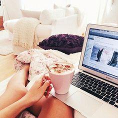 work on my new blog