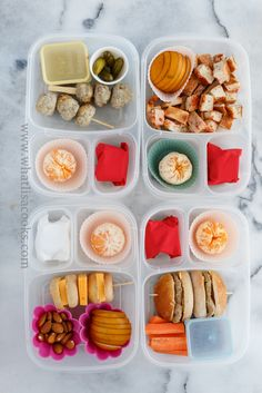 Leftovers packed for lunch - with #Easylunchboxes containers