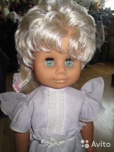 Кукла немецкая / пупс гдр— фотография №2