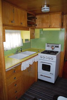 SAVE THIS! This Flickr account has so many great photos of remodels on RV's. Very inspiring.