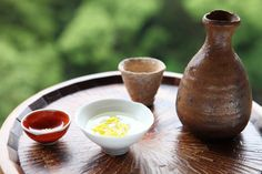 """The term """"sake"""" in fact specifies any alcoholic drink (therefore the term """"Nihonshu"""" – Japanese wine is also used). Made from rice, it is a unique alcohol in the category of fermented drinks."""