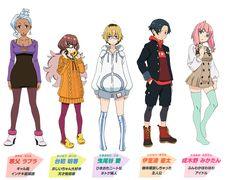 punchline anime   Punch Line