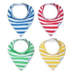 #Evedy Bandana Baby Bibs: soft organic cotton and polyester fleece made ,really comfortable to wear 2 snap closures making the bibs easily adjustable 100% cotton...