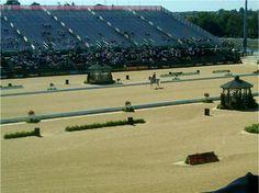 equestrian track