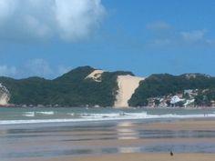 Morro do Careca Natal, Brasile #brazil #travel #beach #specialplace
