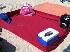 #Trucchi da #spiaggia: rimedi naturali e idee diy per trascorrere una perfetta giornata di #mare