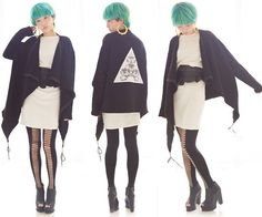 Never live without dream. (by SiShi Yan) http://lookbook.nu/look/4356921-Never-live-without-dream