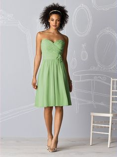 Dessy Collection Bridesmaids Style 6609 http://www.dessy.com/dresses/bridesmaid/6609/#.UzKn4BIgGSM