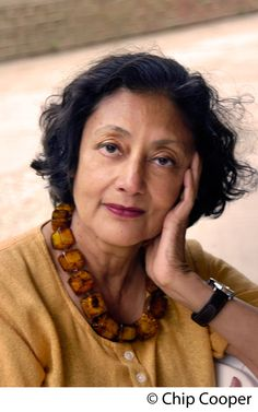 "Miss New India By Bharati Mukherjee (pictured here) - Books Worth Reading - Funk Gumbo Radio: http://www.live365.com/stations/sirhobson and ""Like"" us at: https://www.facebook.com/FUNKGUMBORADIO"