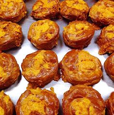 Autumn Gougères Recipe