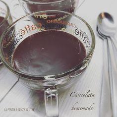 La pentola senza glutine: Cioccolata homemade