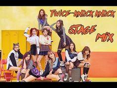 "TWICE(트와이스) ""KNOCK KNOCK"" Stage Mix"