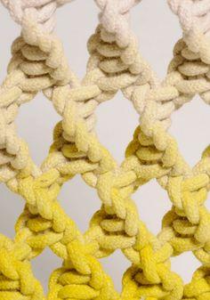 MERGING WORLDS - A N O U K H A E G E N S | ombre rope