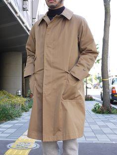 Kaptain Sunshine TRAVELLER coat
