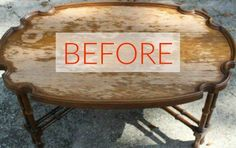You're totally going to want to redo your coffee table after seeing this
