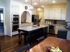 Kitchens on a Budget: Our 10 Favorites From Rate My Space: Act as your own contractor and designer, but know when to hire an expert. Rate My Space contributor stage_right and family completed an entire kitchen remodel for under $20,000 by doing almost all of the renovations themselves. They let t...