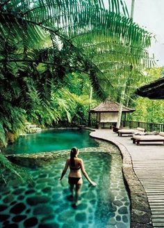 Como Shambhala Estate with an award winning spa in Ubud, Bali