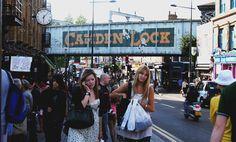 Un Londres dentro de Londres. Porque Camden es una ciudad en sí misma, más que un mero barrio, por mucho que este sea el más carismático posible. Camden es su celebérrimo mercado, en realidad un