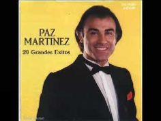Paz Martínez - Una Lágrima Sobre El Teléfono - YouTube