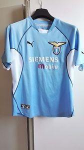 Maglia Calcio Lazio 2001-02 Football Home Shirt Vintage Puma Trikot size M