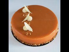 LE CARAHUÈTE Pour un entremets de 6-8 personnes (cercle de 20 cm par 4,5 cm de hauteur) INGRÉDIENTS : Financier chocolat ...