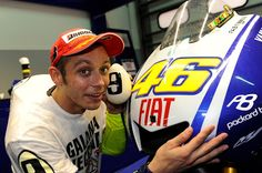 Share Motos: 46 VALENTINO ROSSI An different interview with The...