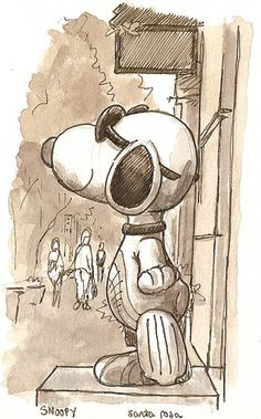 Snoopy / Joe Cool