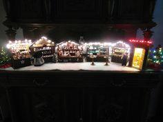 Kleinigkeiten in 1zu12: Der Weihnachtsmarkt hat eröffnet