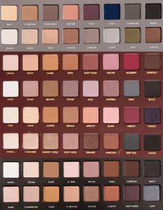 LORAC Mega Pro Palette compared next to the Lorac Pro and Pro 2 palettes. credit: Temptalia
