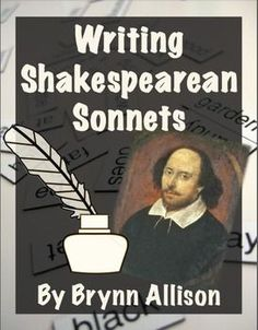 This activity can be used during a poetry unit or in connection with any of Shakespearean plays as you study rhyme scheme, couplets, and/or iambic pentameter.   Included: *Sample Shakespearean sonnet with modern translation *Fill-in-the-blank practice sonnet *Common Core (CCSS) standards *Usage guide *Digital usage guide for Google Classroom and other online learning management systems