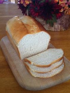 Homemade Wonder Bread- I finally found that PERFECT loaf! I'm so excited!!!! Even more exciting is that there wasn't a picture so I submitted mine and now MY loaf of bread is the picture for this recipe!!!- Emma
