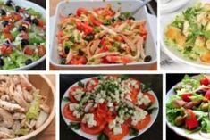 Теперь у меня всегда есть план б : Топ-9 крутых салатов на каждый день