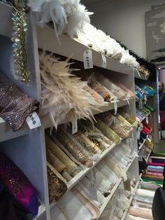 Silk Shop - Berwick Street London