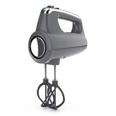Amazon has the Black+Decker Helix Performance Premium Hand, 5-Speed Mixer, Grey, 5 Attachments + Case marked down from $29.99 to $22.64 and it ships for free with your Prime Membership or any $25 purchase. Helix Beaters: 2x better mixing performance*! The improved design maximizes beater overlap for fast, efficient mixing of batters, doughs, spreads, toppings,…