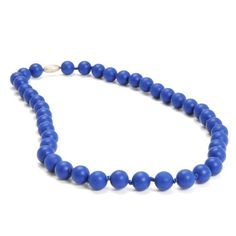 Chewbeads Jane Teething Necklace, 100% Safe Silicone - Co...