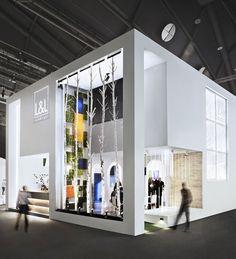 L&L stand - Light+Building 2016 - 01